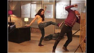 Shraddha Kapoor Do Stunt | Latest Hot Photoshoot | Navel cleavage Rare video | Behind The Scenes