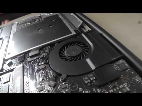 Macbook Pro Dust Off