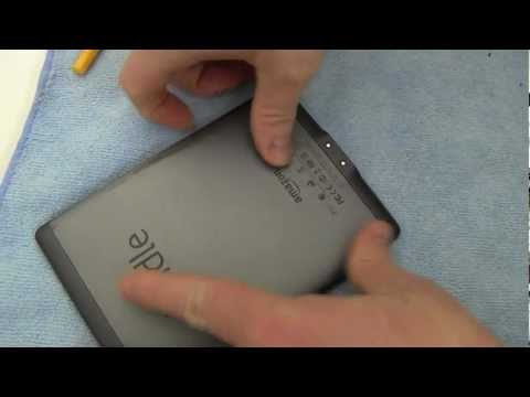 How to Replace Your Amazon Kindle D01100 Battery