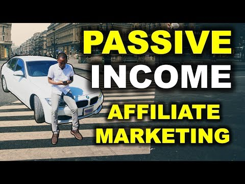 How I Make $1000 Passive Income Per Month From One Affiliate