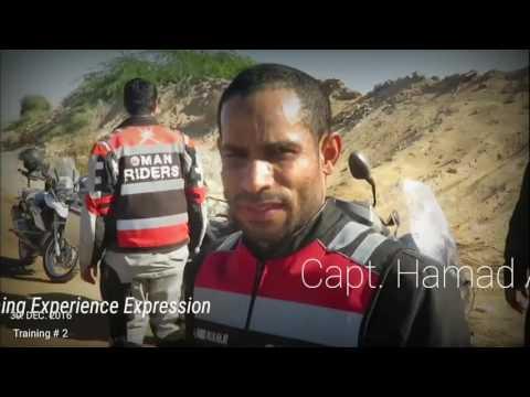 Oman Riders - Off Road Training # 2