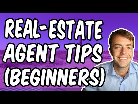 Real Estate Agent Tips For Beginners (Getting Your First Client)