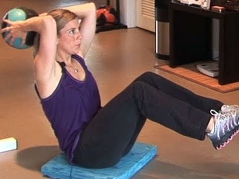 Partner Abs Exercises - Diet.com Video