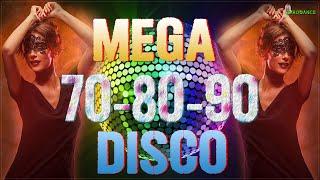 Mega Disco Dance Songs Legend 🍻 Golden Disco Greatest 70 80 90s 🥂 Eurodisco Megamix