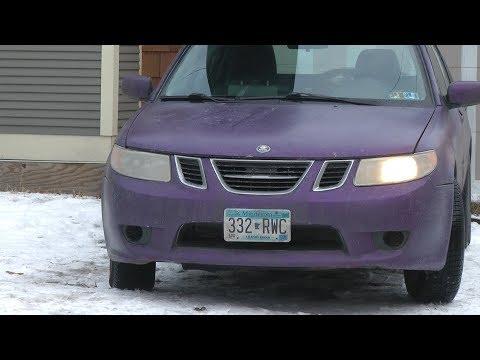 Saabaru Headlight Replacement - Saab 92x - Impreza Clone