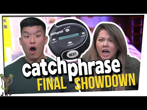 Catchphrase | Girls Vs Boys | Final Showdown | Who Is The Superior Gender?? Ft. Gina Darling