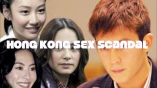 Hong Kong Sex Scandal