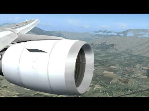 767-300ER LAN  SANTIAGO - PUNTA CANA
