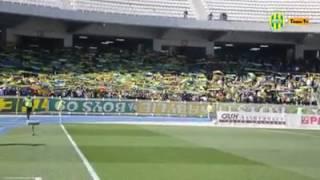 """Ambiance  Des Supporters De La Jsk """"zona Amazigh"""" Au Stade Du 5 Juillet Contre Mca * 2017 *"""