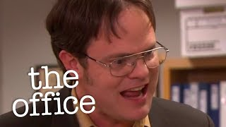 Dwight's Secret Message  - The Office US