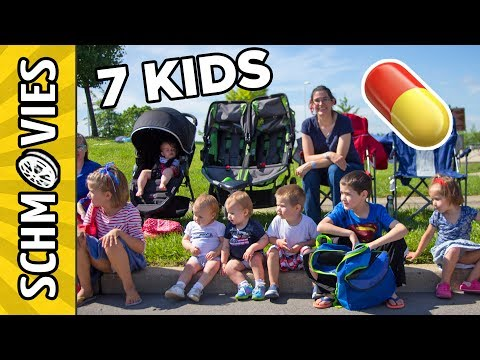 How We Got 7 Kids with Birth Control
