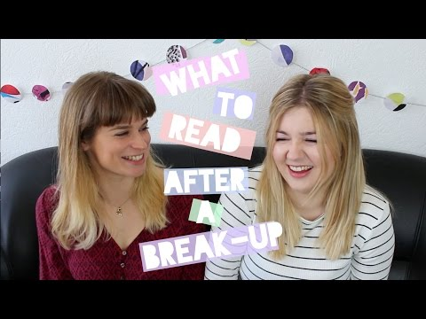 What to Read & Watch After a Break-up | ft. Lauren