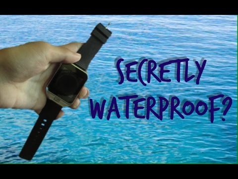 40$ Smartwatch Water Proof Test-Secretly Water Proof?S28 Smartwatch