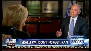 Netanyahu on ISIS, The Great Satan & Iran Atomic Bombs .