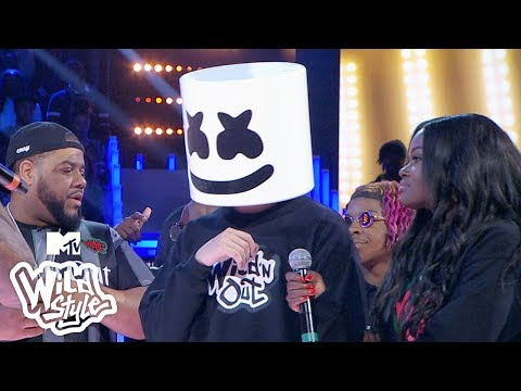Xxx Mp4 Nick Cannon Reveals Who The Real Marshmello Is 😱 Wild 39 N Out Wildstyle 3gp Sex