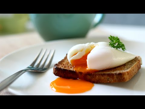 How to Make Poached Eggs / How to Cook Poached Eggs
