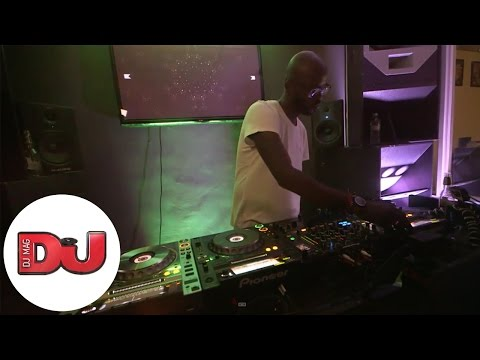 Black Coffee & Better Looking Half LIVE From DJ Mag HQ