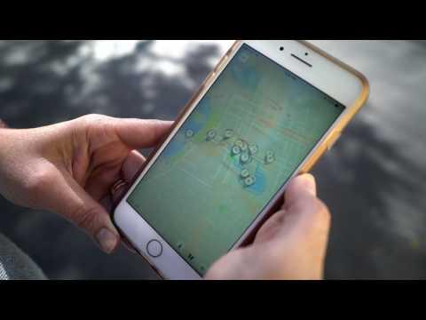 Florida Travel: Take a Walking Tour with the Florida Stories App