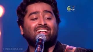 Arijit Singh LIVE at  GIMA Awards 2017