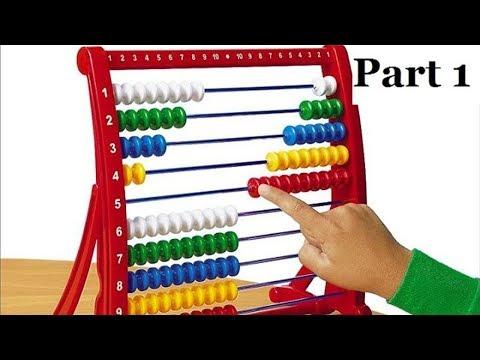 అబాకస్ నేర్చుకోండి తెలుగులో  | Learn Abacus in Telugu | Easy Way To Learn Abacus | Part 1 -
