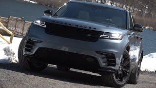 Range Rover Velar 2018 Full Review With Steve Hammes