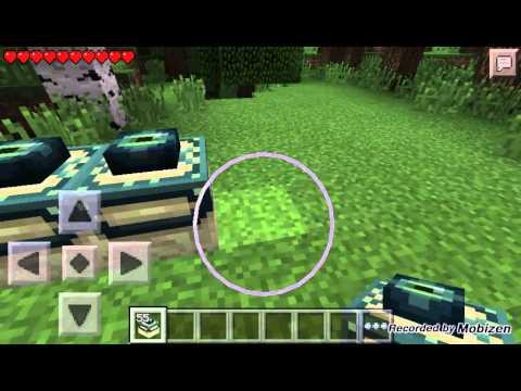 Minecraft PE End portal 0.10.5