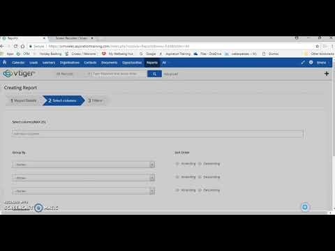 CRM - Reports