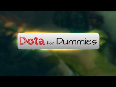 Dota for Dummies - Last Hitting, Denying, and Tower Mechanics