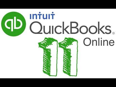 11. Quickbooks Online - How to CREATE / SEND INVOICE   2018