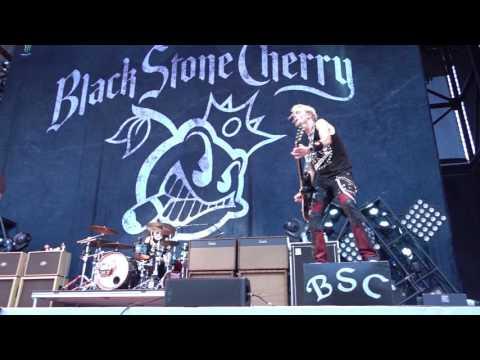Black Stone Cherry (4) Cheaper To Drink Alone @ The Wharf (2016-08-03)