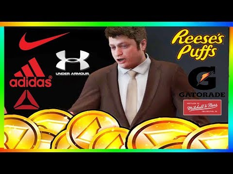 GET ENDORSEMENT CHECKS 4X AS FAST IN NBA 2K18!!!  HIT 50K VC FAST & EASY! *YOU WONT GET BANNED*