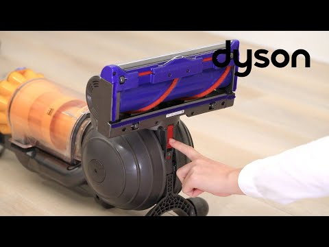 Dyson Light Ball™ vacuum - Replacing the Brush bar (UK)