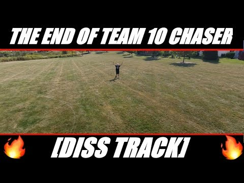 TheAdestroyer - The End Of Team 10 Chaser! ( Official Diss Track )