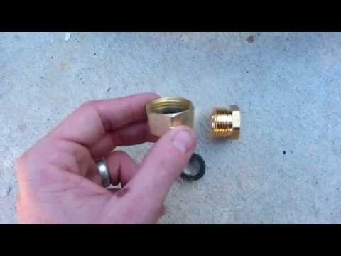 High Quality Flashback Arrestor - Fuel Vapors - Propane - Natural Gas