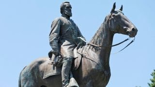 Taking down Confederate statues a slippery slope?