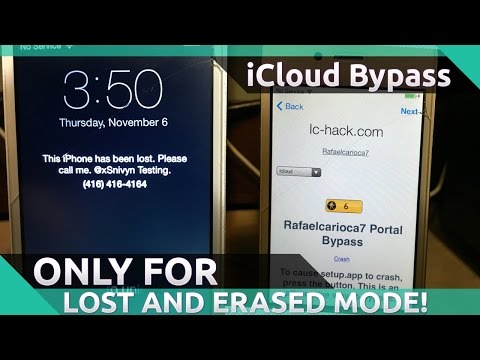 [SERVER STATUS IN DESC ] Bypass LOST AND ERASED on ANY IDEVICE! iCloud  Bypass! - playithub com