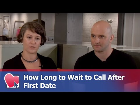 How Long to Wait to Call After First Date - by Mike Fiore (for Digital Romance TV)