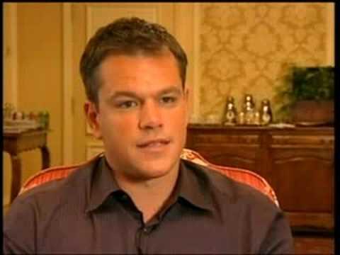 Matt Damon Rips Sarah Palin