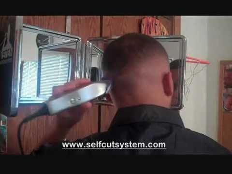 How to Give Yourself a Fade Haircut with the Self-Cut System