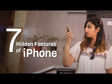 7 Hidden iPhone Features And Tricks You Need To Know | 2018