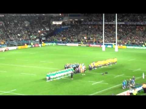 Ireland's Call - Irish Rugby Anthem Eden Park New Zealand