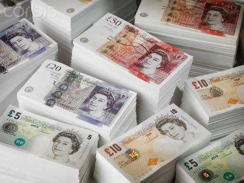 Quick Cash  - Powerful Chakra Activation Meditation Binaural Beats  - UK POUNDS (Wealth Attraction)