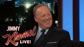 Sean Spicer on Donald Trump & Anthony Scaramucci