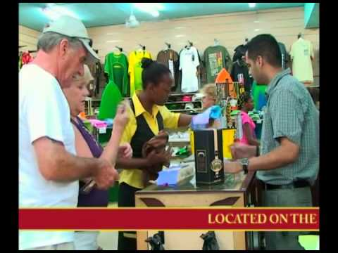 Time Square Mall l Negril Jamaica l Duty Free Shopping