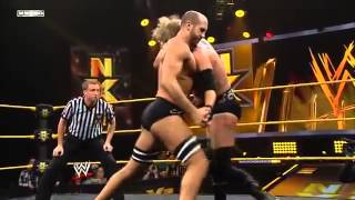 William Regal vs Antonio Cesaro: NXT Wrestling, Dec 25, 2013