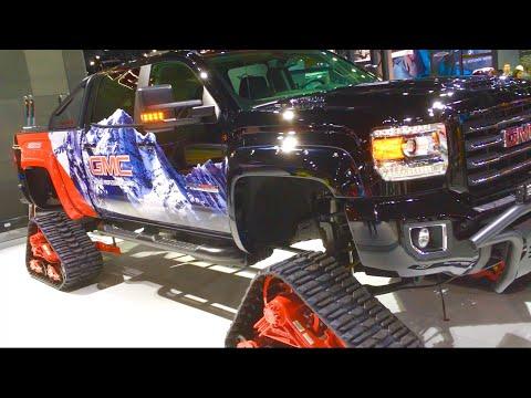 Tank Treads For Trucks