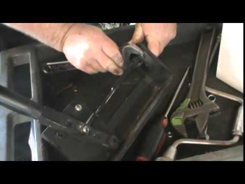 How to Adjust Cable Shifter