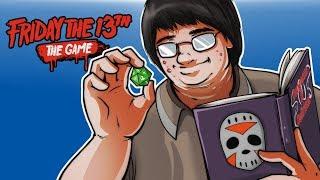 Friday The 13th - THE D&D TOURNAMENT! (JASON HATES NERDS!)