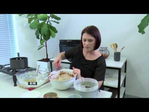 How to Make a Sache Torte with a LG SolarDOM (LG)
