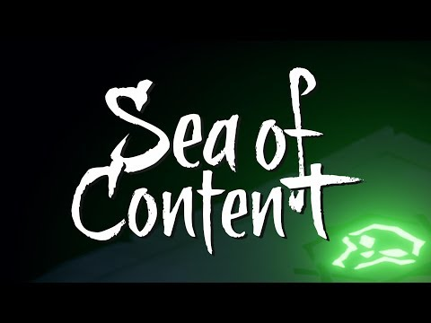 Sea Of Content 3 (Sea of Thieves Funny Moments)